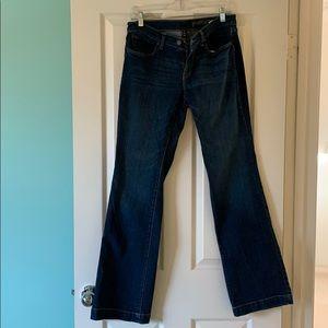 Gap Premium Long and Lean Boot Cut Jeans